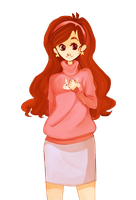 Mabel Pines by fluturra