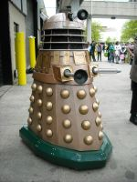 Dalek Cosplay by Lionofdemise