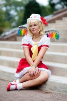 Flandre Scarlet 2012 AWA by KBWcosplay