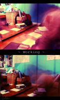30-01-2012 - Working by Golldfire