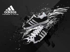 updated adidas by pullzar