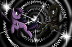 Fanart - MLP. Partners in Time by jamescorck