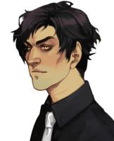 Crowley quick CG by lastlabyrinth