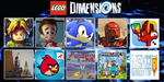 Top 10 worlds for Lego Dimensions (in no order) by realshow