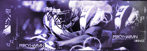 :Percy Harvin Signature: by dynamiK-farr