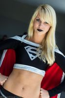 Evil Supergirl 3 by Insane-Pencil