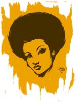 Coffy Is The Color by JAV13