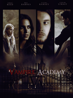 Vampire Academy Poster by Ardawling