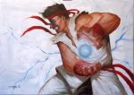 Ryu by zoppy
