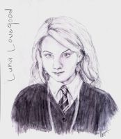 Luna Lovegood by Ashlee751