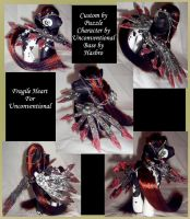 Fragile Heart for Unconventional by S-R-Schauer