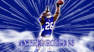 Antrel Rolle by jason284