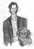 Padfoot by choire