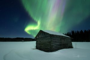 Northern Lights by JoniNiemela