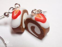 Chocolate roll miniature 2 by voodoogrl