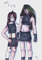 :FMA: Wrath and Envy by DixFirebone