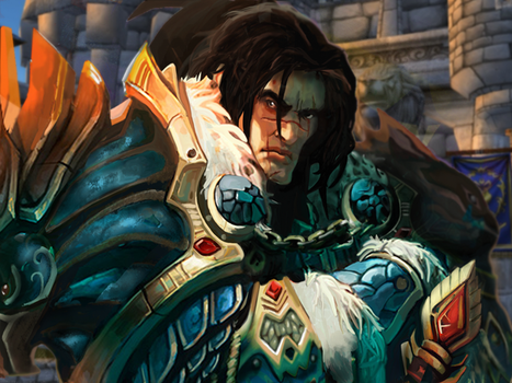 King Varian Wrynn by mARTinLomas74
