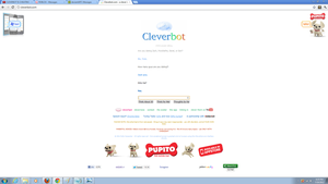 Cleverbot you player by AskRainbowTheCat