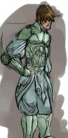 male armor by Graduisc