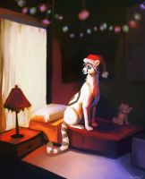 Lilymud Secret Santa 2014 by OrcaOwl