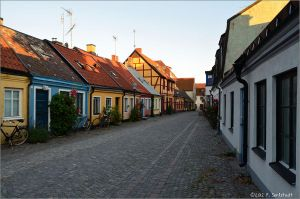 Street of Vadergrand by secludedspace