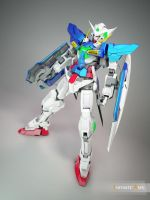 Gundam Exia Final Render by InfiniteAxis