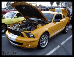 Mustang GT 500 by xcustomz