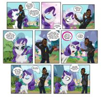 Cleverly Titled MLP Comic by SanctuarySchool