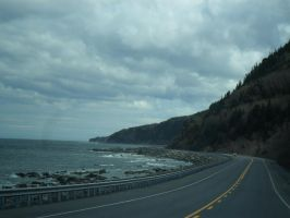 Kaya's Holidays picture #2 Toward Gaspe by kayanah