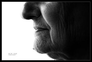 Old age by StefanoBonazzi