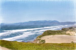 Fort Funston by TimHPhotography