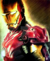 Iron Man by Liiinou