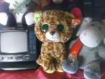 My TY Beanie Boo Speckles The Leopard Plush 45 by PoKeMoNosterfanZG