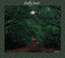 firefly forest by LOURDES-LAVEAU