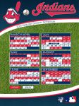 Cleveland Indians 2014 Season Schedule by rsholtis