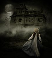The Haunted House by Roys-Art
