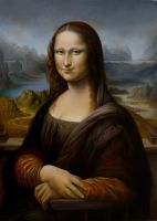 Mona Lisa by pwerner4155