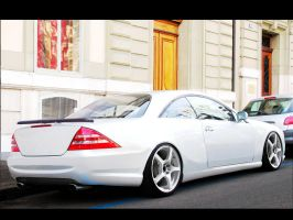Mercedes-Benz CL 65 by Clipse89