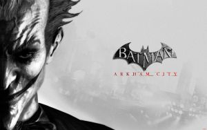 Batman Arkham City wp2 by igotgame1075