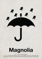 Magnolia pictogram poster by viktorhertz