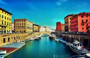 A day in Livorno by FrancescaDelfino