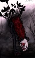 Runaway from emptiness by firael666