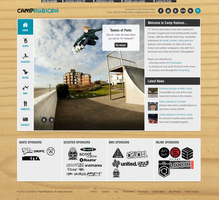 WordPress Skate Camp by ait-themes
