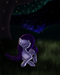 Relaxing night by MyHysteria