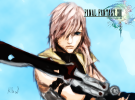 Lightning Farron by Natsume91