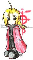 Chibi Edward Elric by BettyKwong