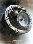 Postapocalyptic Clock Box by Diarment