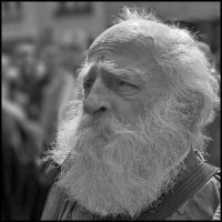 Old man by orientespl