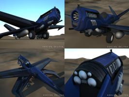 Maxwell Render Plane by DelphaDesign