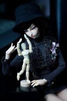 Am I Really Just a Doll? II by perseveration